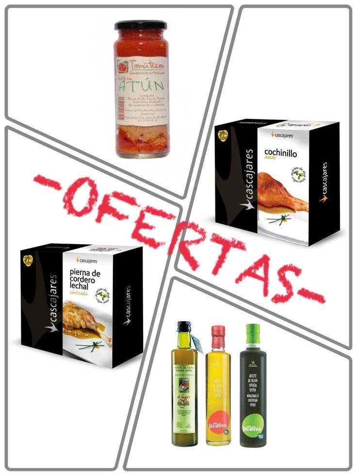 OFERTAS ESPECIALES!!! Aprovéchate de los grandes descuentos en nuestros productos.  http://www.spanishonlinefood.com/es/ofertas-especiales.html    #SoF #ComidaEspañola #España #Ofertas #Especiales #Descuentos #Rebajas #SpanishFood #Spain #JamonIberico #Offers #Discounts #SpanishHam #IberianHam #Espagne #NourritureEspagnole #Rabais #Spanien #SpanischesEssen #Sonderangebote #Rabatt #Diskont #SpanishOnlineFood #Gourmet #Delicatessen #Yummy #Food #Foodies #FoodLovers Spanish Food Comida Española