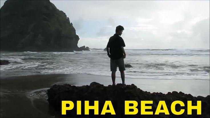 Auckland Travel Guide, Piha beach, Auckland