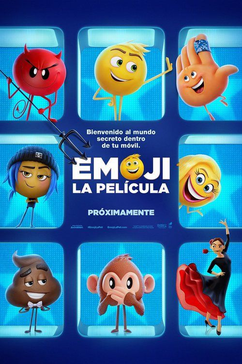 The Emoji Movie (2017) Full Movie Streaming HD