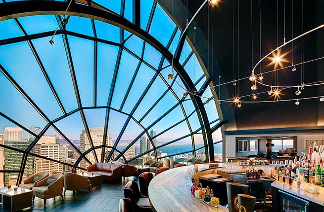 The Best Hotel Rooftops in the U.S.
