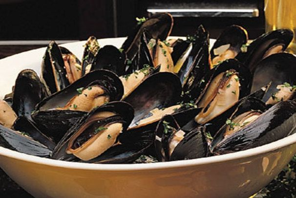 Olive Garden Mussels Di Napoli. Photo by miss_fire