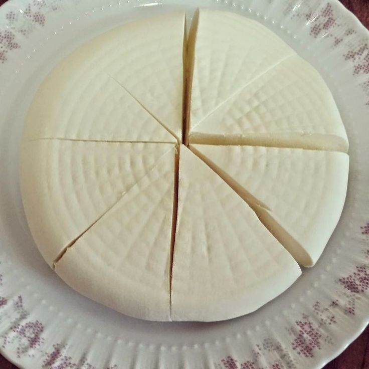 Evde cig sutten mayali peynir yapimi
