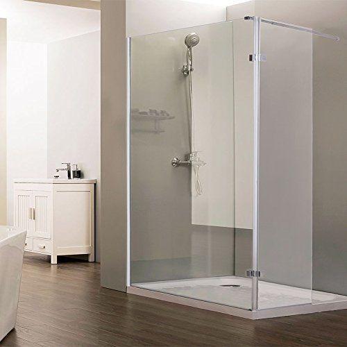 Paroi de douche fixe avec retour 8 mm CALYPSO – 120+40 cm: Price:307La gamme de parois de douche à l'italienne BAYA, est conçue en verre…