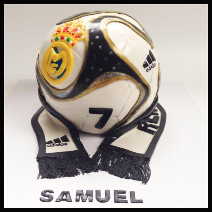 Cake Del Real Madrid