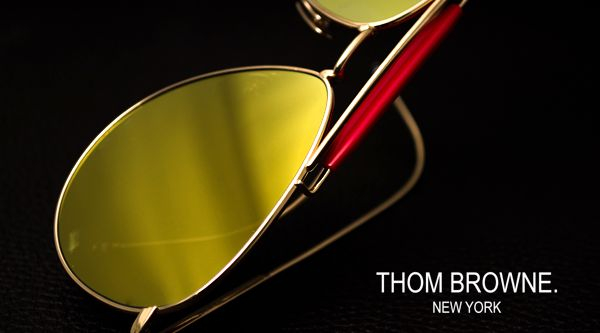 Thom Browne Spring 2014 NOW IN Optical Papadiamantopoulos Οπτικά Καταστήματα