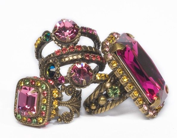 Pinkberry-inspired jewelry!: Frozen Yogurt, Sorrelli Jewelry, Costume Jewelry, Rings, Jewelry Collection, Jewels, Costume Jeweleri, Bling Bling, Styles Fashion