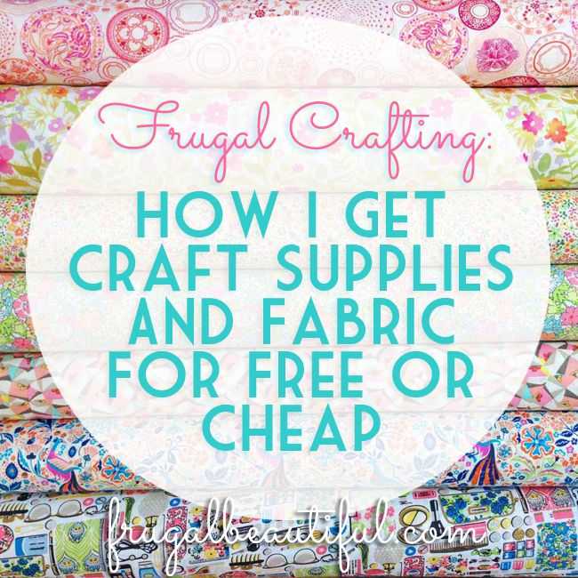 Jan 13 How to Find Cheap Fabric for Sewing Projects Mary McCormack