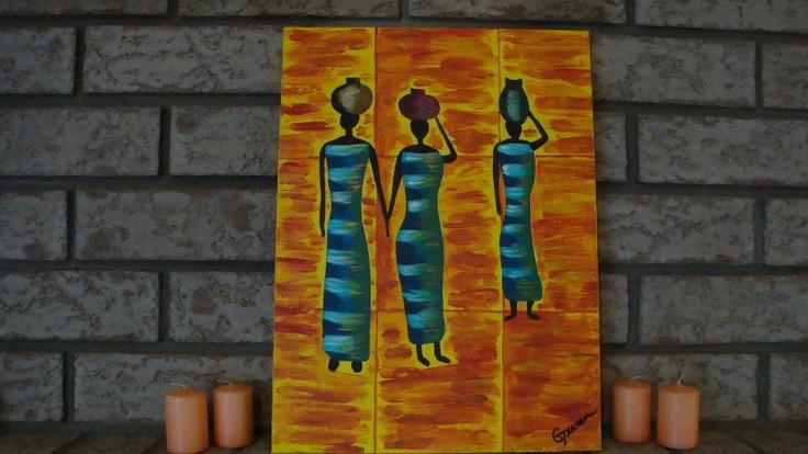 Women & Vases