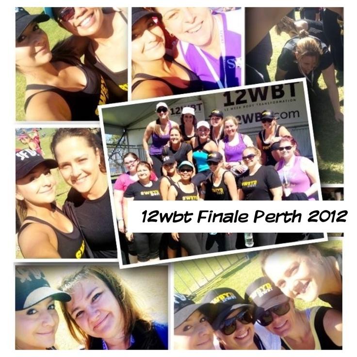 12WBT Perth Finale with Michelle Bridges