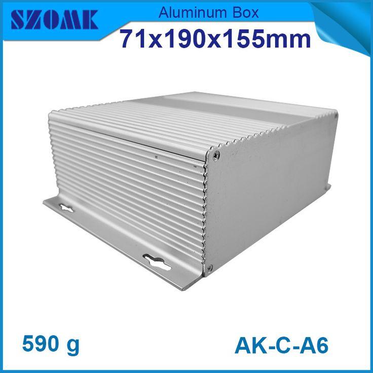 $72.00 (Buy here: https://alitems.com/g/1e8d114494ebda23ff8b16525dc3e8/?i=5&ulp=https%3A%2F%2Fwww.aliexpress.com%2Fitem%2Fnew-fashion-4-pieces-heatsink-aluminum-cabinet-used-to-hifi-aluminium-box-electronics-outlet-case-71x190x155mm%2F32546014584.html ) new fashion (4 pieces) heatsink aluminum cabinet used to hifi aluminium box electronics outlet case 71x190x155mm for just $72.00