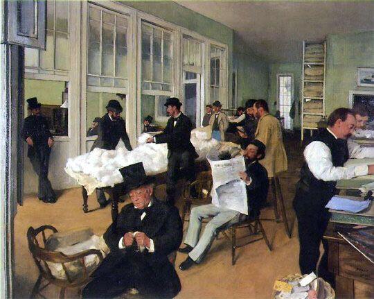 Επιχείρηση βαμβακιού στην Νέα Ορλεάνη (1873)