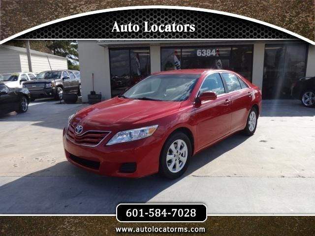 2011 Toyota Camry LE - $11,583