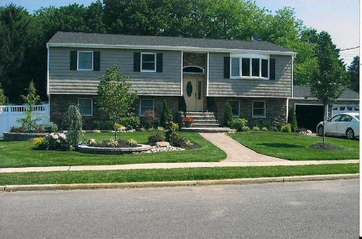 Split Foyer Home Landscaping : Top landscaping a split level home