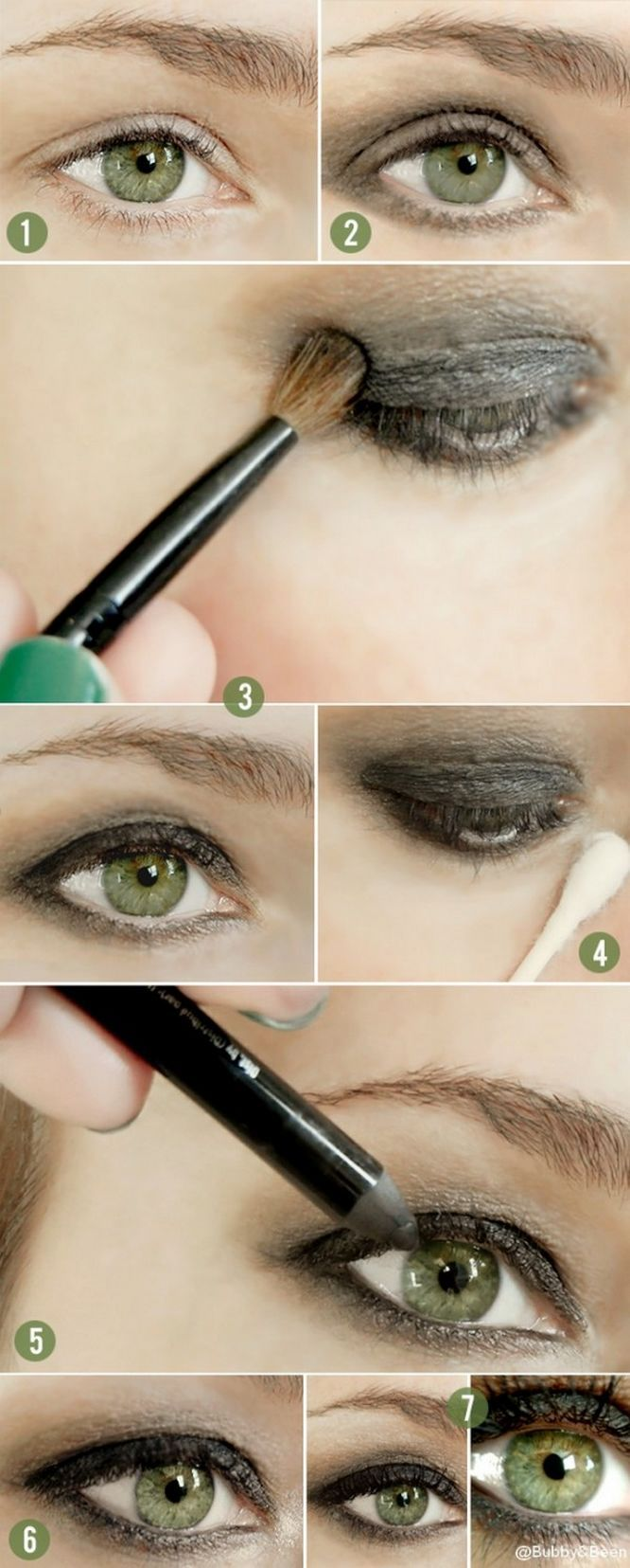 62 best eyes images on pinterest | makeup tips, makeup and beauty