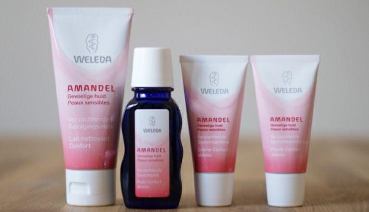 Weleda Amandel huidverzorging.