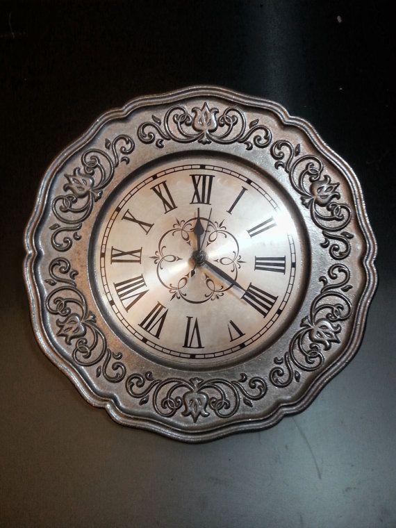 1000 Images About Very Vtg Kitchen Clocks On Pinterest