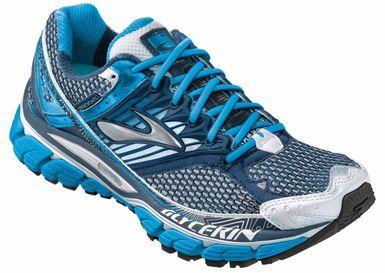 My new running shoe: Brooks Glycerin 10: Brooks premier women's neutral running shoe - with DNA