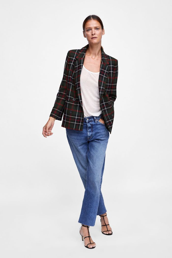 8d0aade07a6 Yes, a 2000s Supermodel Is Hiding on Zara's Website | shopping list ...