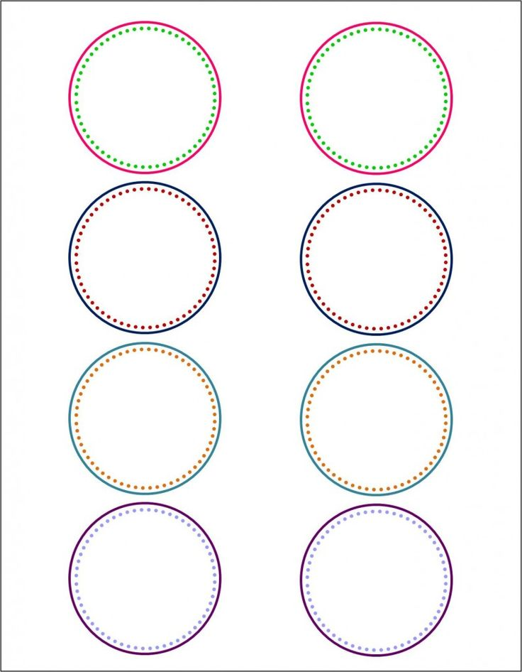 17 Best Ideas About Round Labels On Pinterest | Cookie Packaging