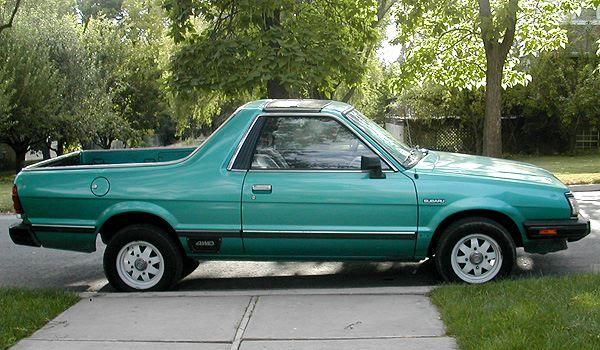 Subaru Brat: Cars Owners, Brat Receiving, 1980 Subaru, Brat Th El, Brat Late, Cars Lists, File 1985Subarubrat Jpg, Cars Manufactured, Subaru Brat Th