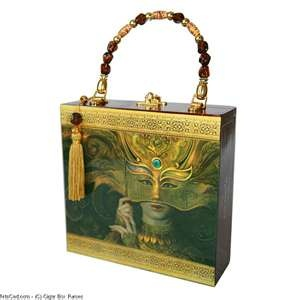 Cigar Box Handbags  Polo Ralph Lauren  Twitter @ThePowerofShoes Instagram @SocietyOfWomenWhoLoveShoes www.SocietyOfWomenWhoLoveShoe.org