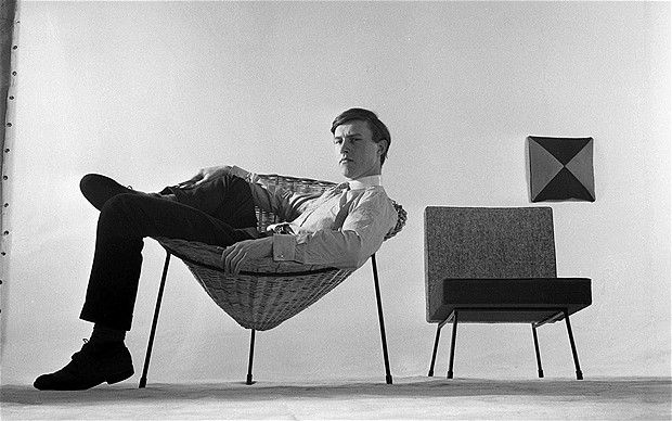 Exhibition in focus: Terence Conran, The Way We Live Now, Design Museum This celebratory Design Museum exhibition considers the lasting influence of Terence Conran, one of Britain's great designers. Terence Conran, circa 1950.