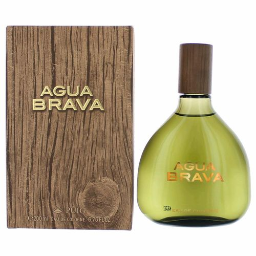 Agua Brava by Antonio Puig, 6.7 oz Eau De Cologne Splash for Men