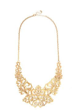 Cusp of Captivating Necklace, #ModCloth