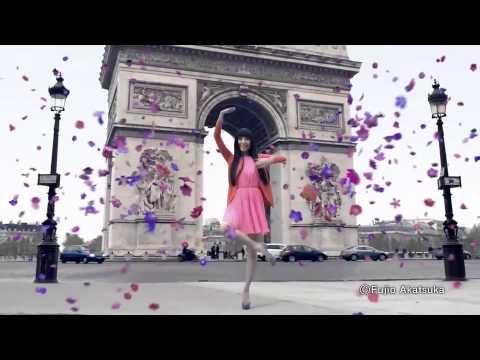 香りとデオドラントのソフラン アロマリッチ 「パリでシェー」篇/30秒 - http://www.youtube.com/watch?v=dF05g6N8J50