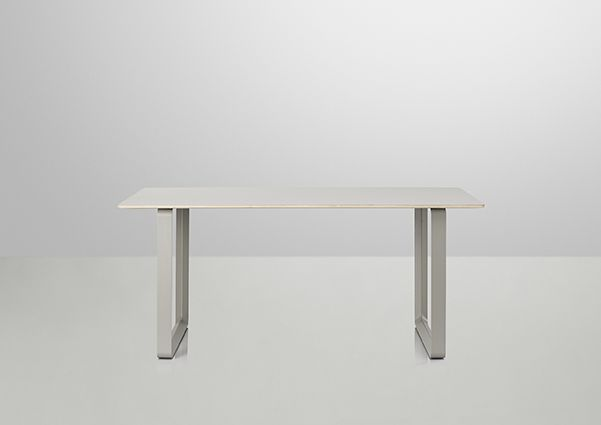 70/70 Table by TAF Architects for Muuto