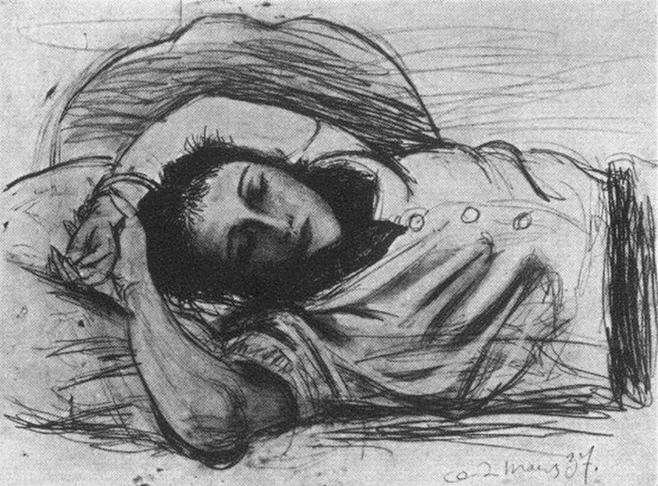 Picasso: Dora Maar, 1937. >>> When others say Picasso just scribbled and painted like a child, I tell them to look at his sketchbooks. He was classically trained and took art beyond that. You have to be willing to risk and experiment and fail constantly to do what he and his contemporaries did.