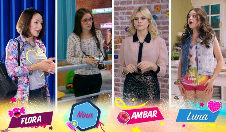 Flora, Nina, Ambar o Luna… Qual è il look vincente?