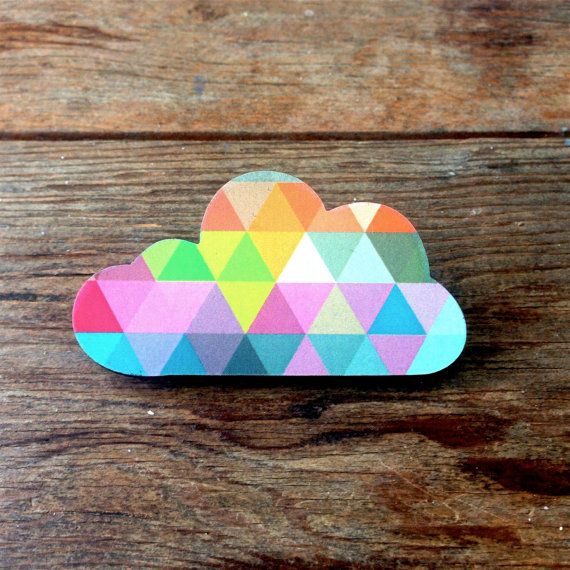 Hey, I found this really awesome Etsy listing at https://www.etsy.com/listing/164472334/summer-hexie-cloud-brooch-paper-overlay