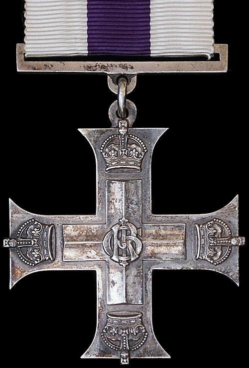 British Military Cross WW1