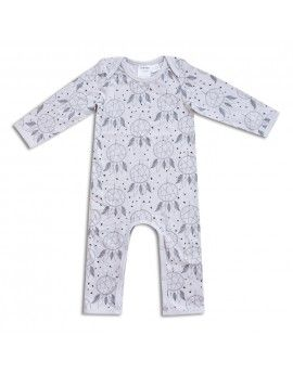 100% organic cotton dream catcher romper by Joeyjellybean at Small to TALl  $26.95 #mamadoo #baby #kids #toddlers #mums #christmas #babysfirstchristmas