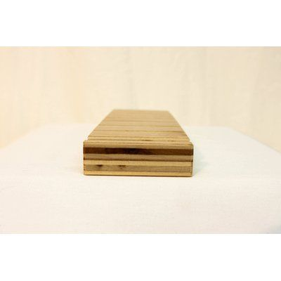 Upperslide Accessory Knife Block for Utensil Tray Finish: Unfinished