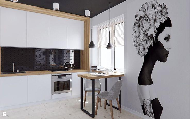 Kuchnia styl Skandynawski - zdjęcie od Illa Design - Kuchnia - Styl Skandynawski - Illa Design