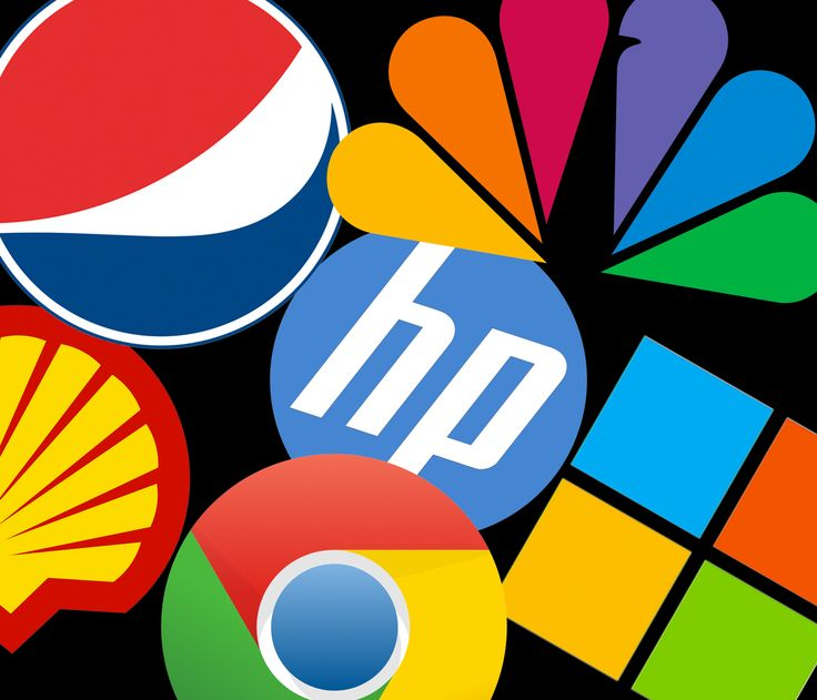 More corporate logos page 1