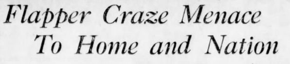 Yesterday's Print — The Brooklyn Daily Eagle, New York, April 5, 1922