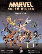 Marvel RPG - a blast from the past.