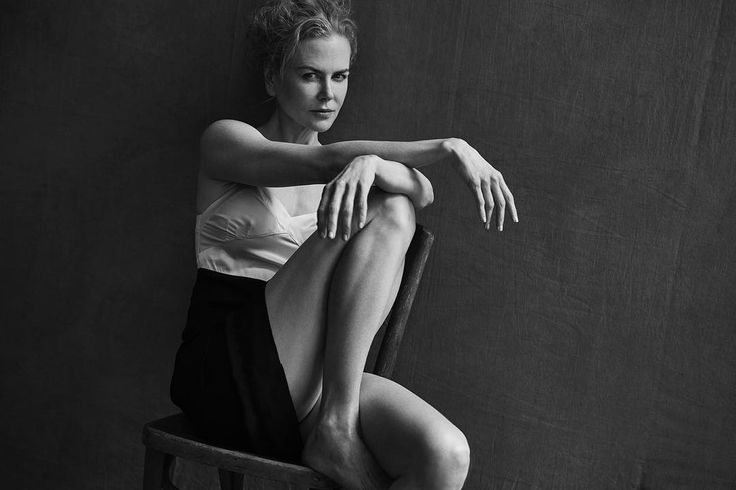 Nicole Kidman for Pirelli 2017 Calendar  by Peter Lindbergh
