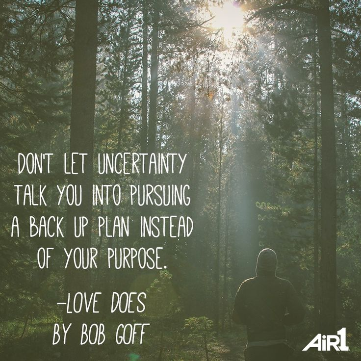 #truth #purpose // #LoveDoes by Bob Goff