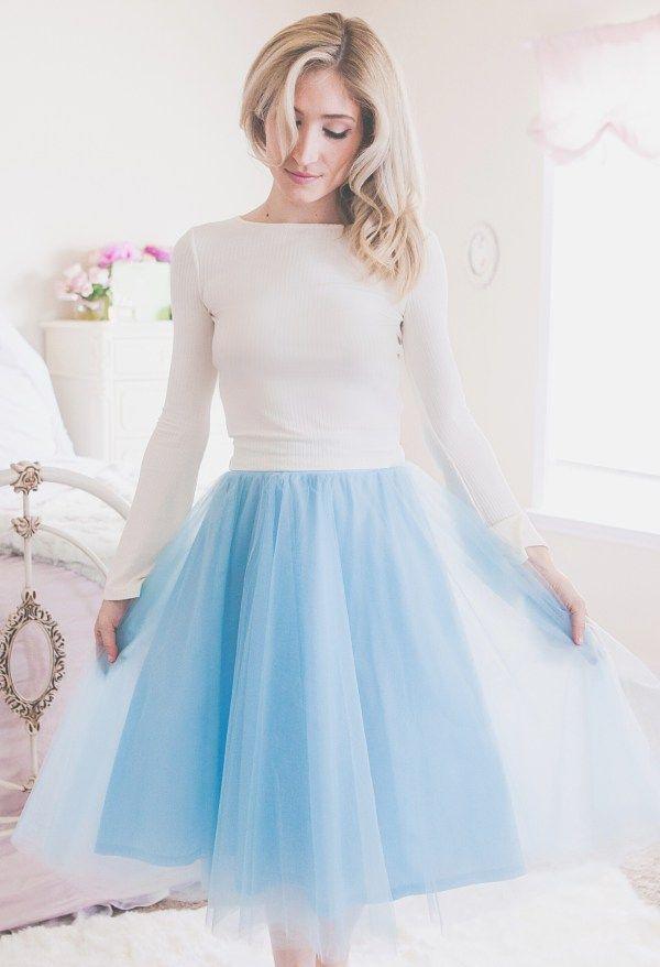 17 best ideas about blue tulle skirt on tulle