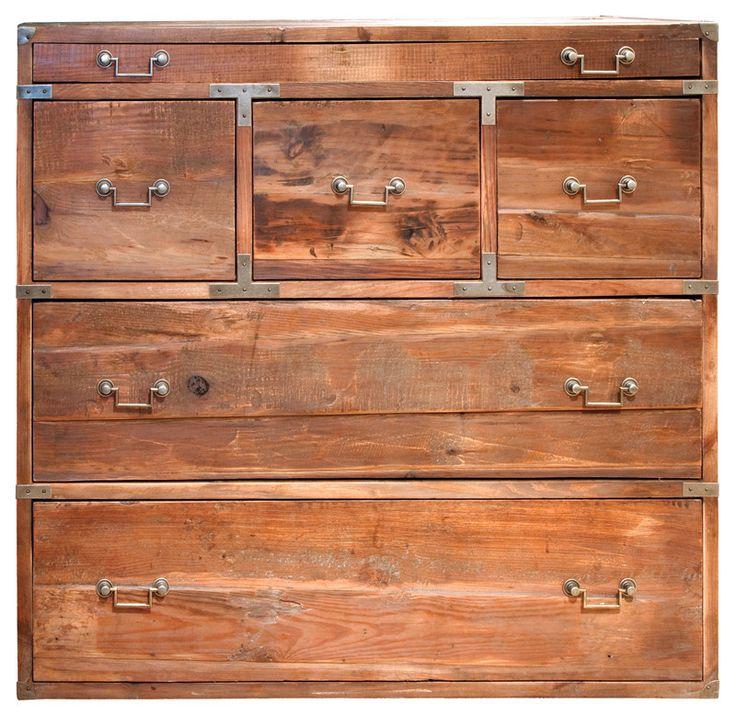 Princess Cabinet - 6 Drawer by Renwil Furn199   Bathrooms Decor and More     Bathrooms Decor And More