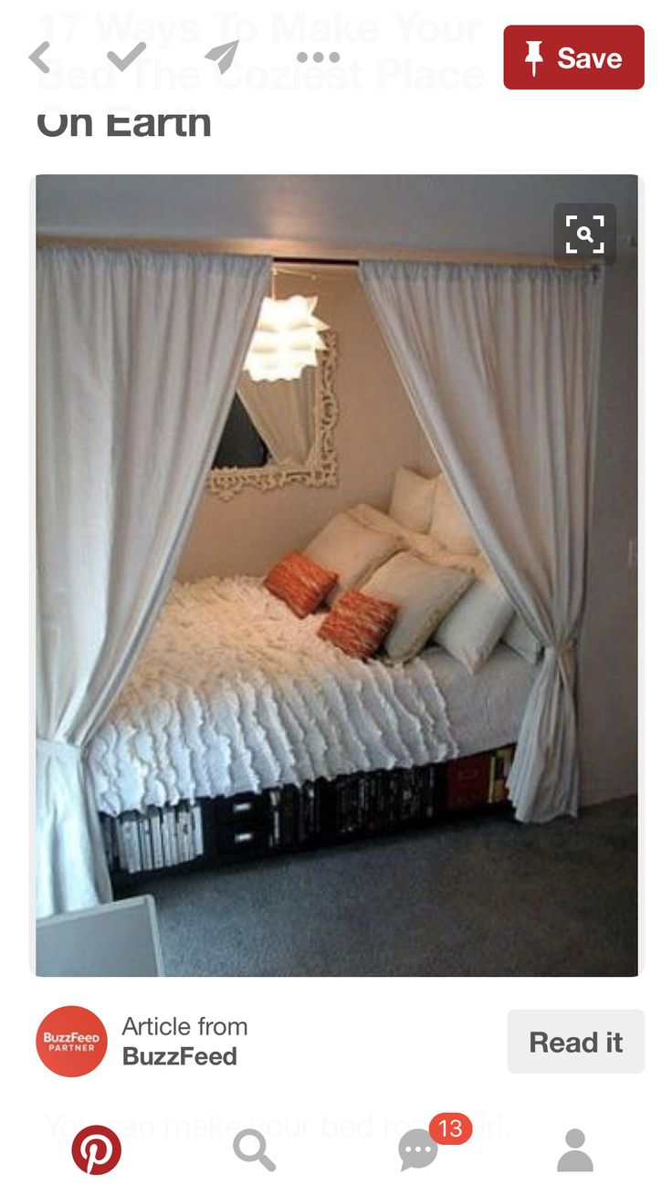 How To Hang Curtains On A Canopy Bed Ehow - See more