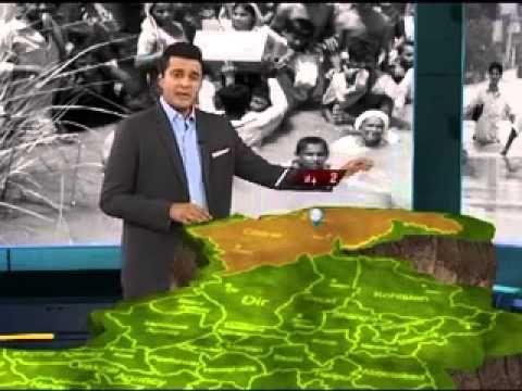 Chitral flood 2015