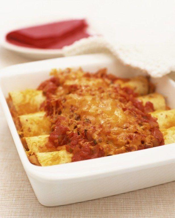 Cannellonni  ricotta épinards ou tradi à la tomate, une recette simple et délicieuse
