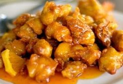 Sweet and Sour Chicked HCG STYLE