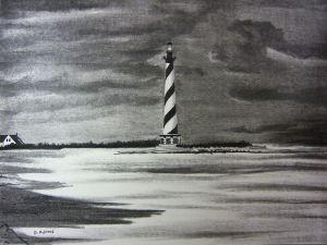 """Cape Hatteras Lighthouse"""