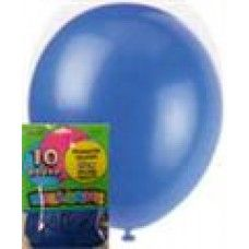 Royal Blue Balloons - a perfect match with our 1st Birthday Turtle Balloons, mix theme and make your balloons go further